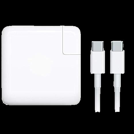 87 W USB-C adaptador de corriente tipo C PD cargador con 1M
