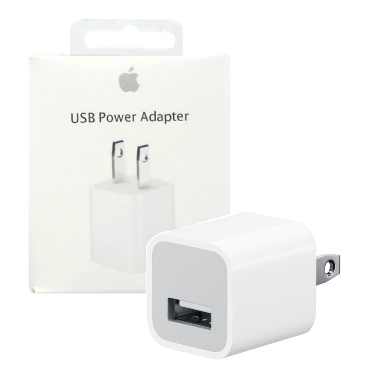 Adaptador de Carga (OEM) iPhone (para todos los modelos)