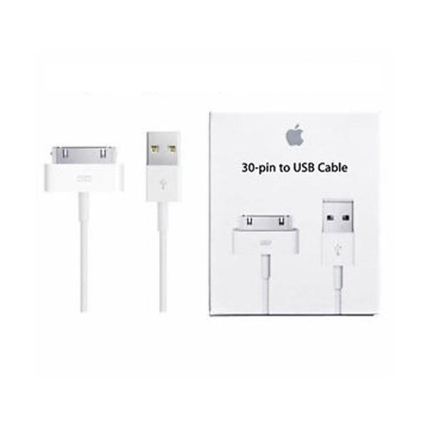 Cable iPhone 1M (GEN) para 2G/3/3G/4/4S iPad 1/2/3 iPod