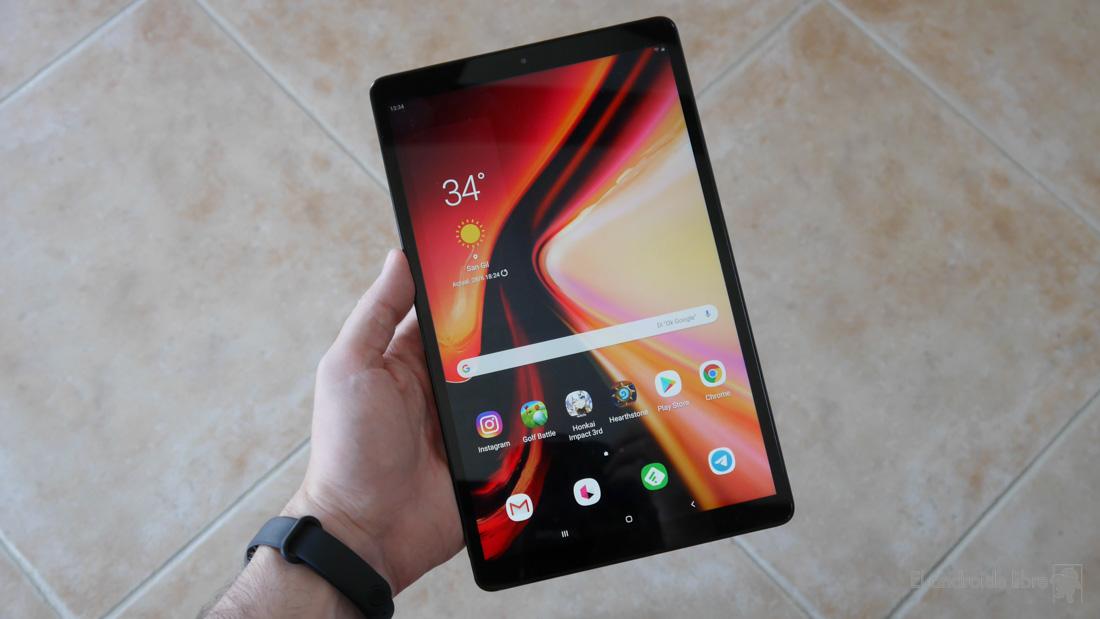Análisis de Samsung Galaxy Tab A 10.1 2019: una tablet para todos los públicos
