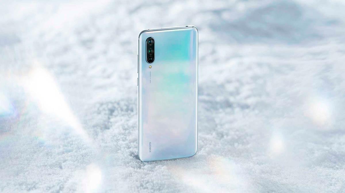 Xiaomi CC9e: buena cámara y un precio muy bajo